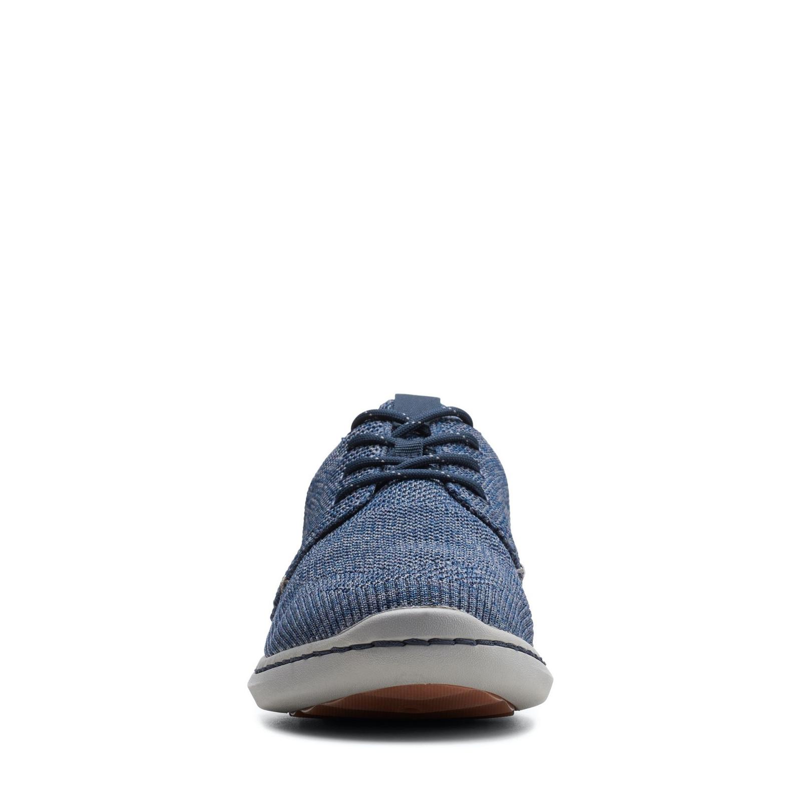 Clarks Mens STEP URBAN MIX Dark Blue Combi