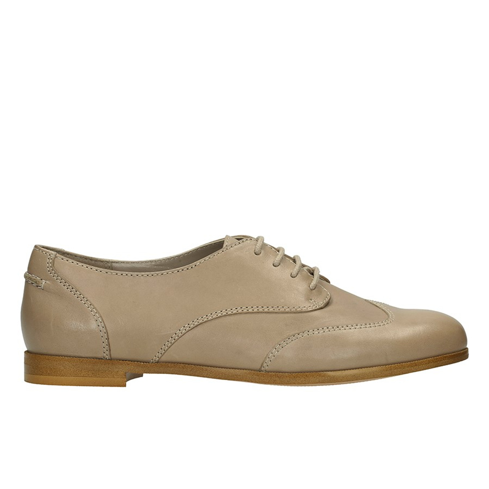 Andora Trick Taupe Leather By Clarks