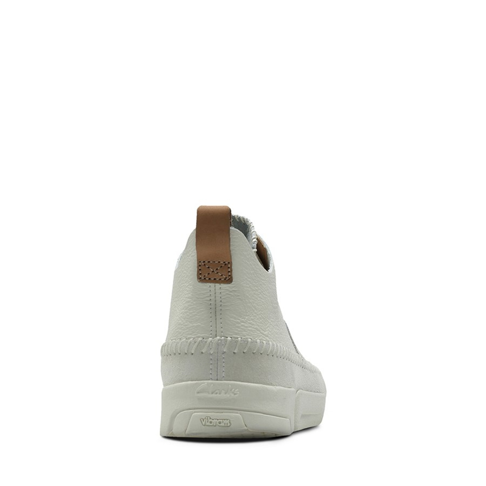 Clarks Mens TRIGENIC FLEX White