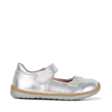 Clarks Macey Silver