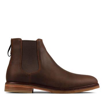 Clarks Clarkdale Gobi Beeswax Leather
