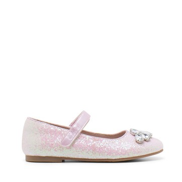 Clarks Adele Pale Pink
