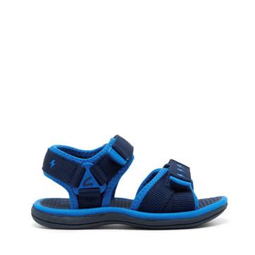 Clarks Finn Navy/Blue