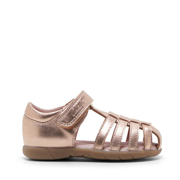 Clarks Shelly Rose Gold