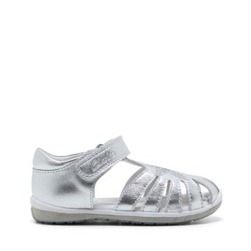 Clarks Magic Ii Silver/Glitter