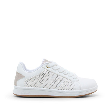 Clarks Dion White/Gold