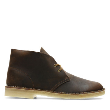 Clarks Desert Boot (M) Beeswax Leather