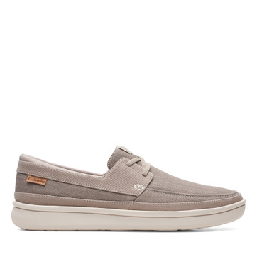 Clarks Cantal Lace Stone