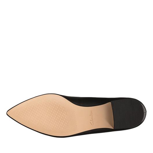 Clarks Womens Laina15 Loafer Black Combo