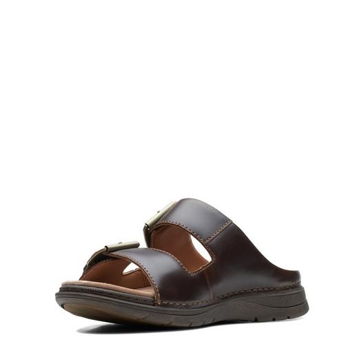 Clarks Mens Nature Vibe Tan Leather