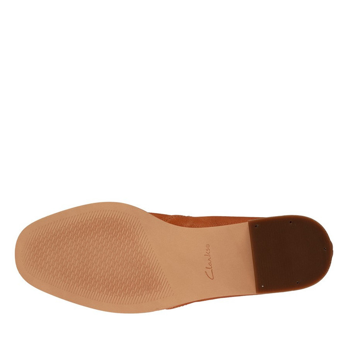 Clarks Womens Brown  Pure Easy