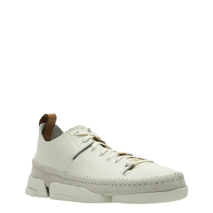 Clarks Trigenic Flex Womens White