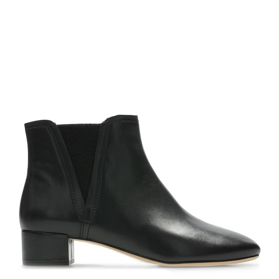 Clarks Orabella Ruby Black Leather