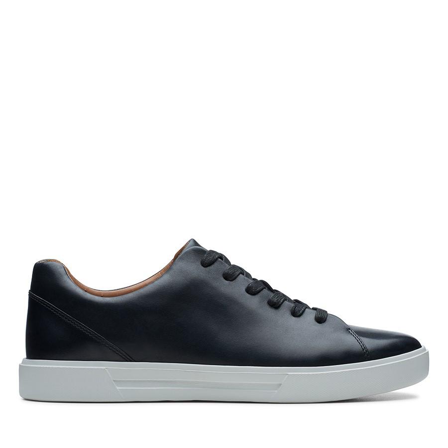 Clarks Un Costa Lace Black Leather