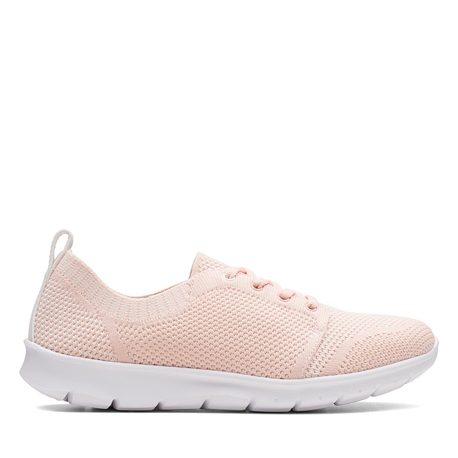 Clarks Step Allena Sun Light Pink