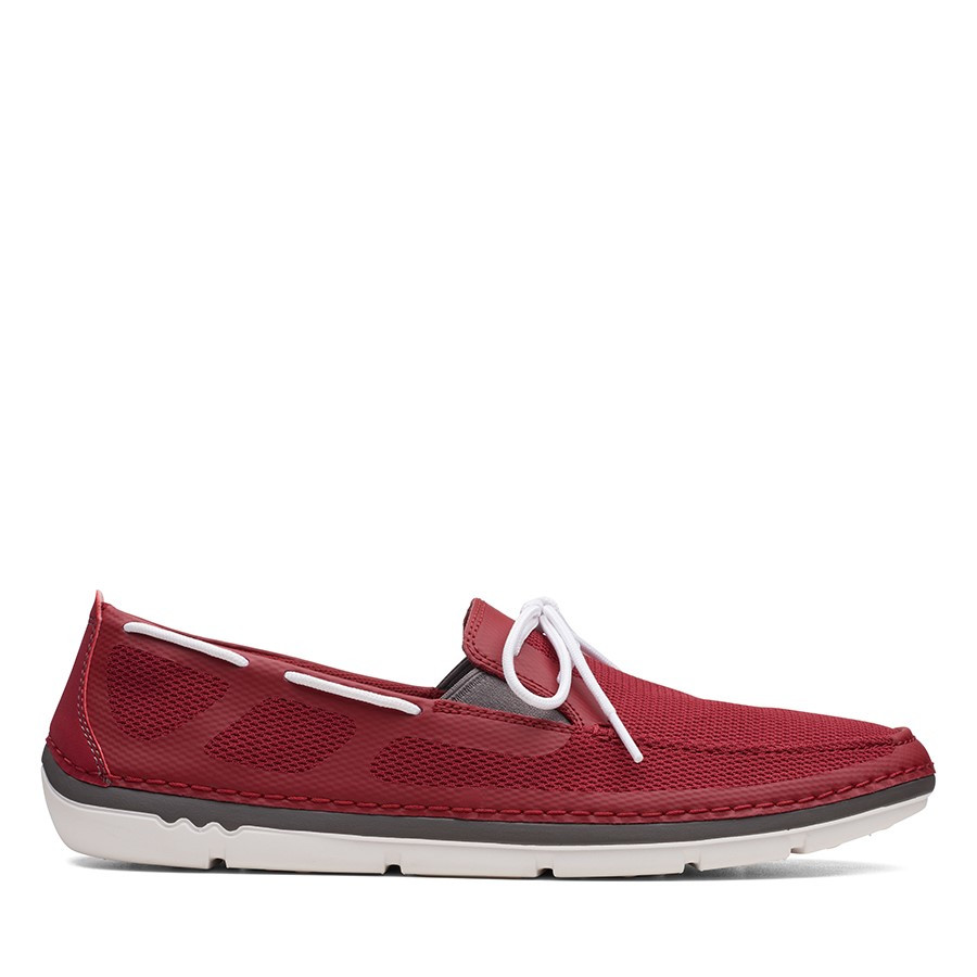 Clarks Step Maro Wave Red
