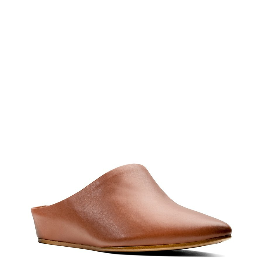Clarks Sense Beau Tan Leather