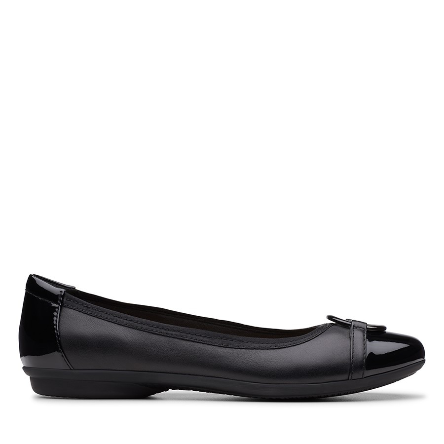 Clarks Gracelin Wind Black