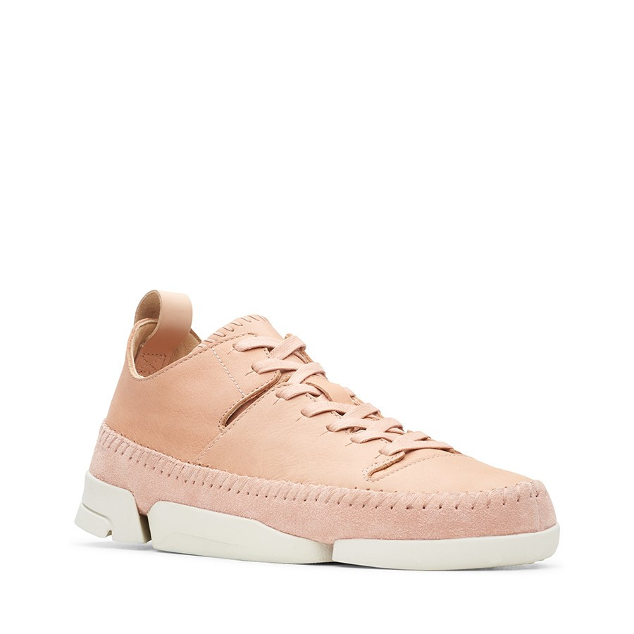 Clarks Trigenic Flex Womens Light Pink Multi