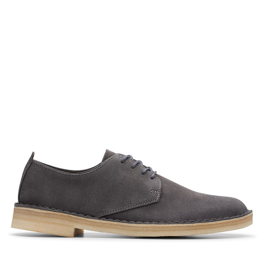 Clarks Desert London 2 Slate Grey
