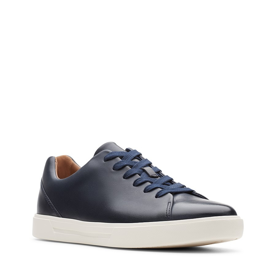 Clarks Un Costa Lace Navy Leather