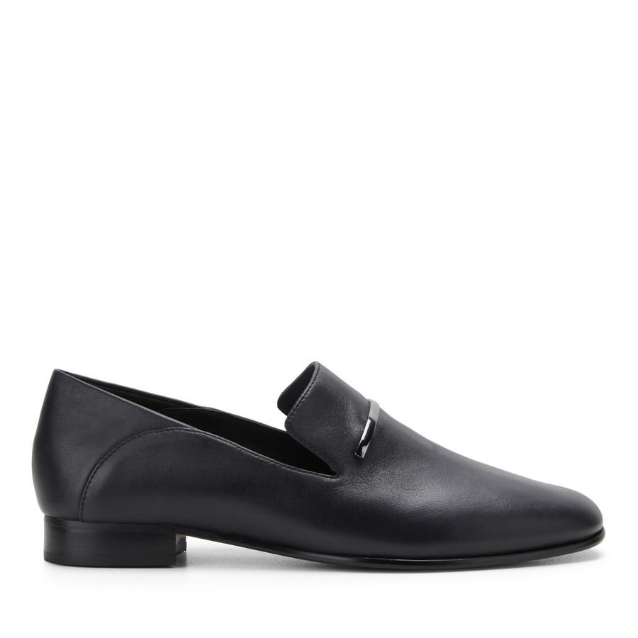 Clarks Pureviola Trim Black Leather