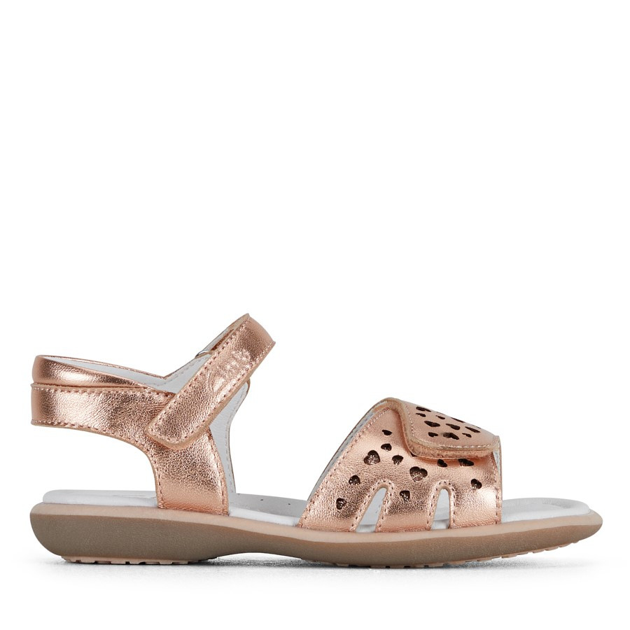 Clarks Pippy Rose Gold
