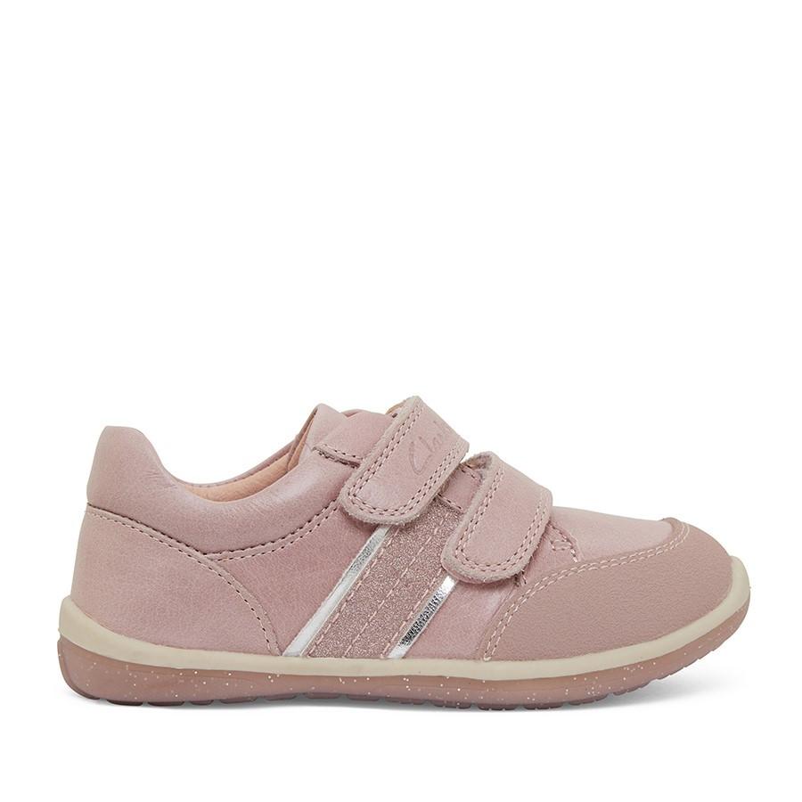 Clarks Micky Dusty Pink