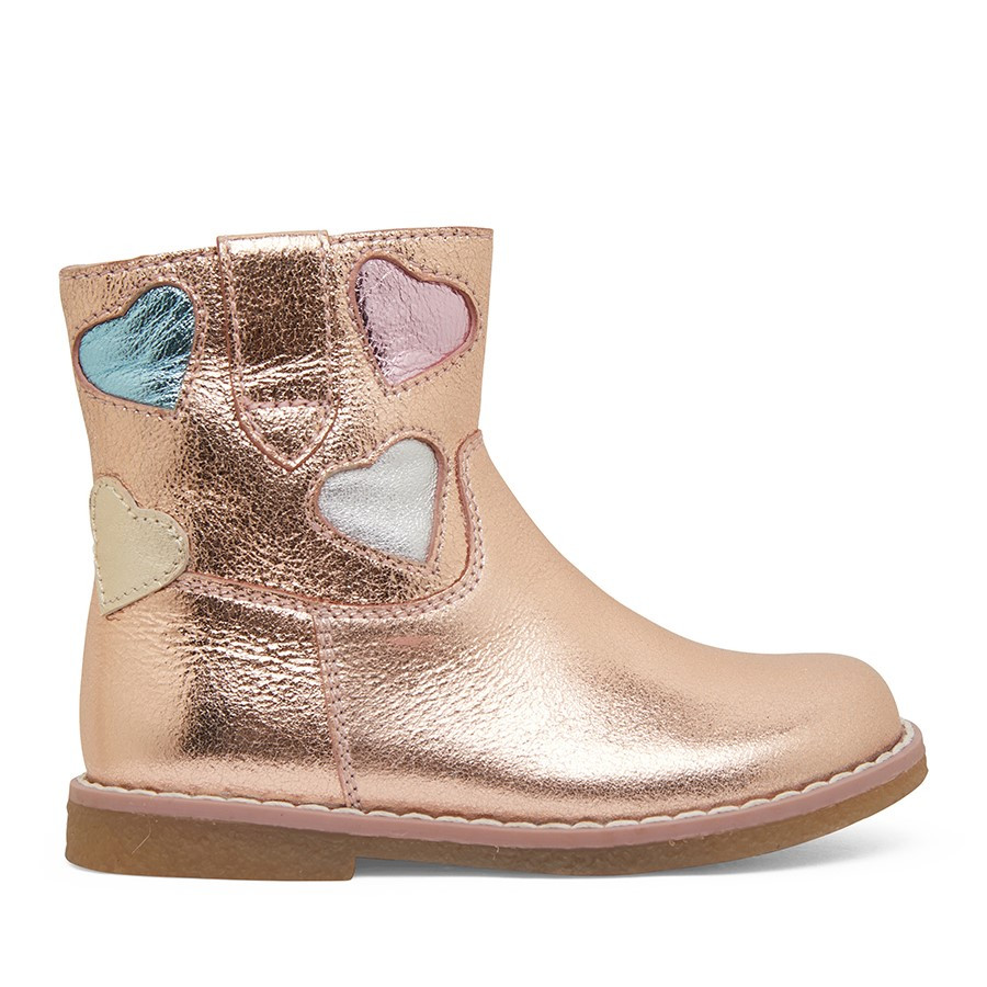 Clarks Charlotte Inf Rose Gold