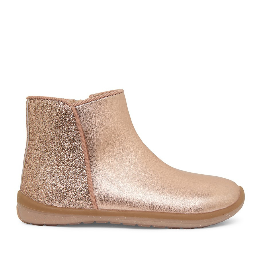 Clarks Meg Rose Gold