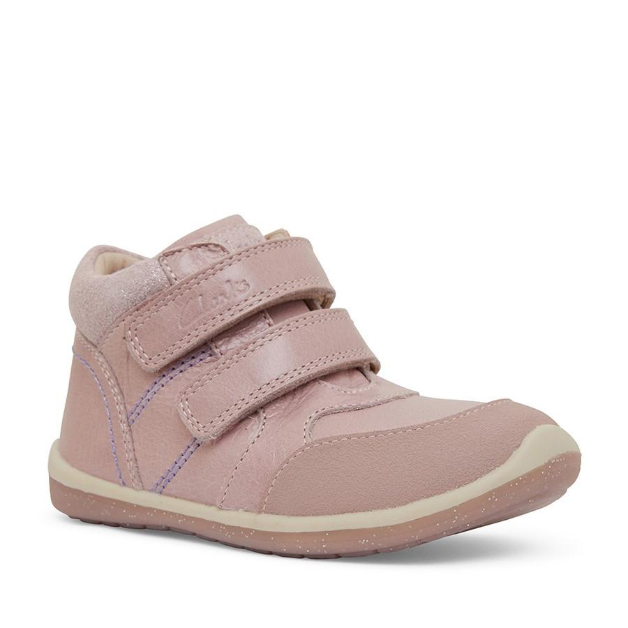 Clarks Milan Dusty Pink