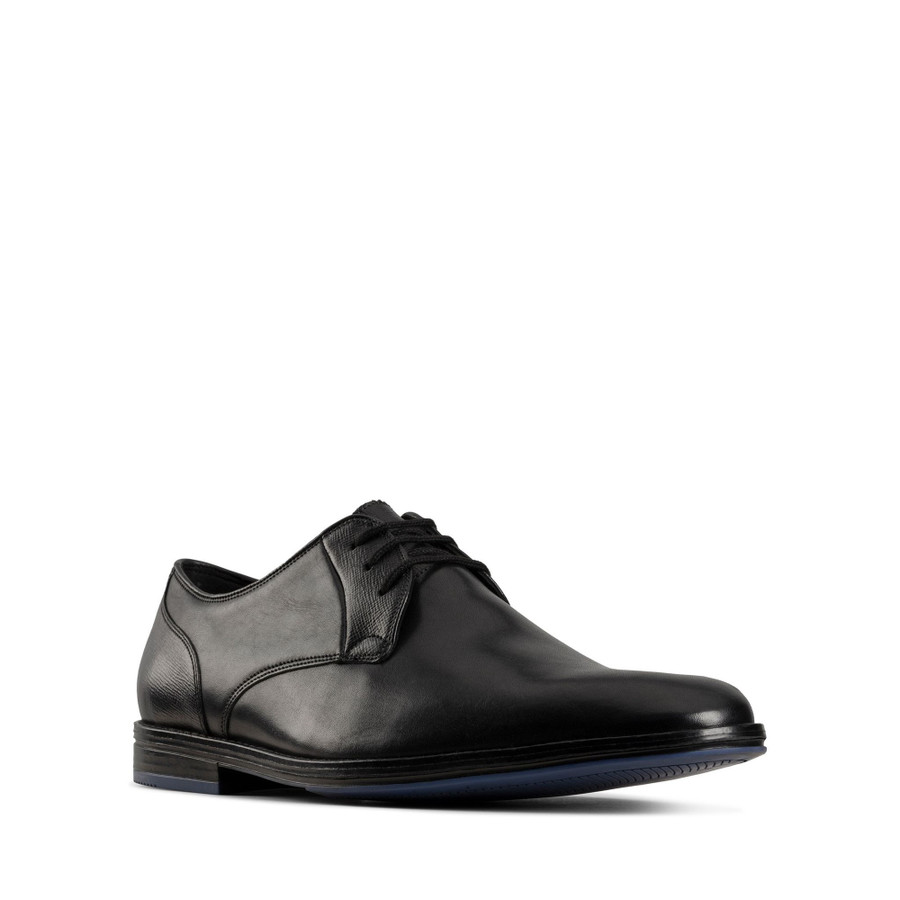 Clarks Citistride Lace Black Combo