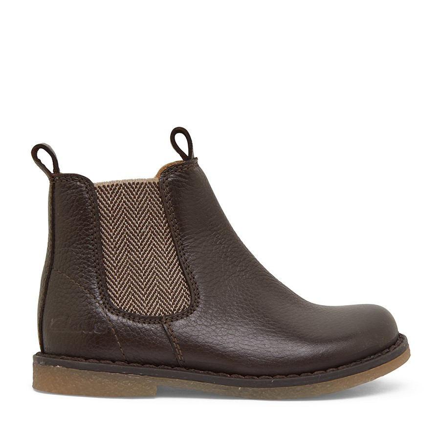 Clarks Campbell Inf Brown