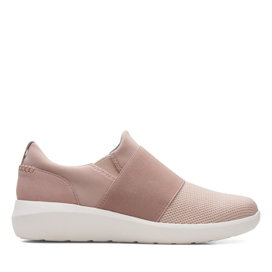 Clarks Kayleigh Band Dusty Pink