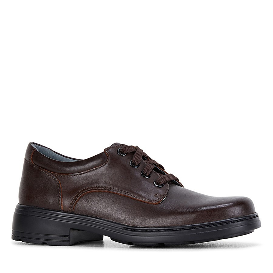 Clarks Infinity Jnr Brown