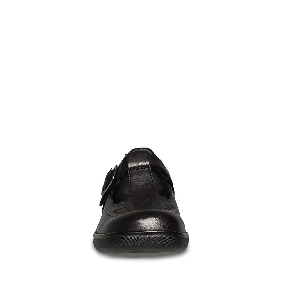 Clarks Pupil Black