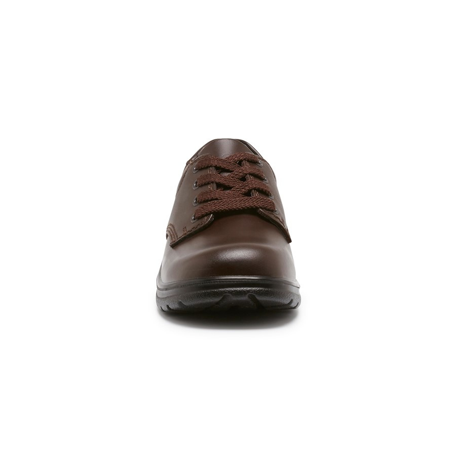 Clarks Library Brown
