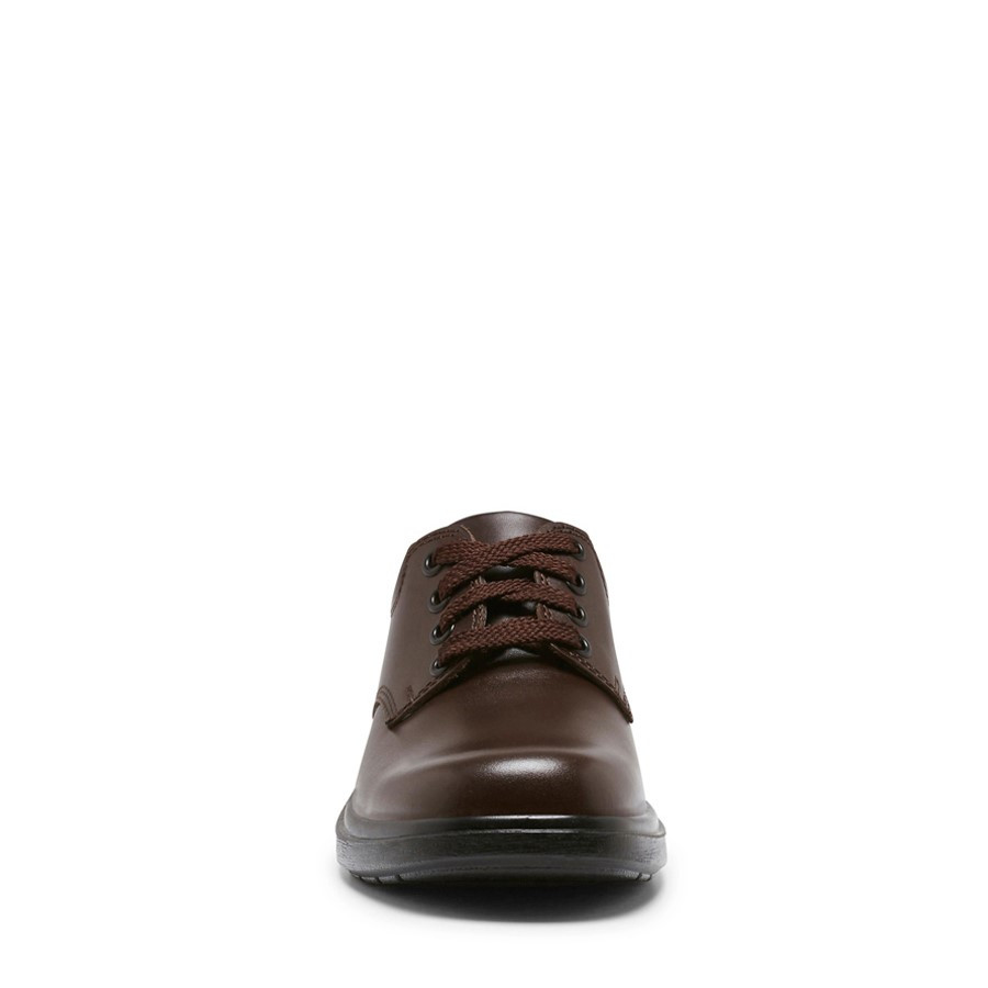 Clarks Daytona Yth Inj Brown