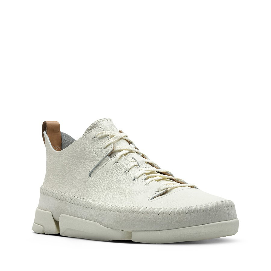 Clarks Trigenic Flex White
