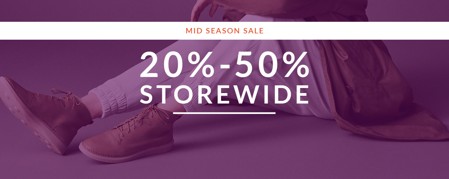 20-50% OFF SITEWIDE
