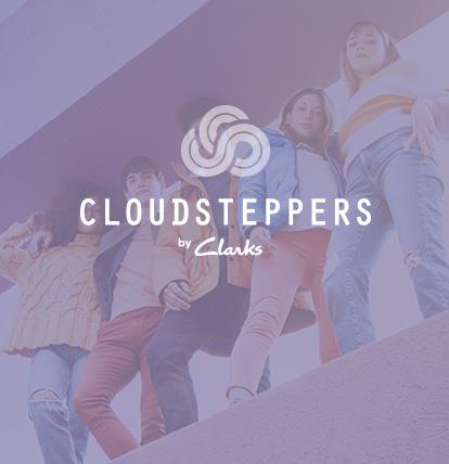 Shop Clarks Cloudsteppers