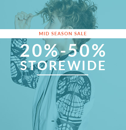 20 - 50% OFF SITEWIDE