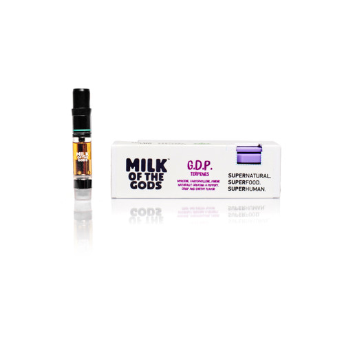 Premium CBD Vape Cartridge - Grand Daddy Purp - 500mg