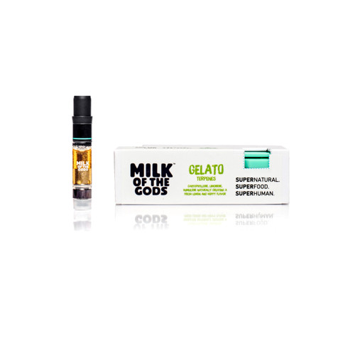 Premium CBD Vape Cartridge - Gelato - 500mg