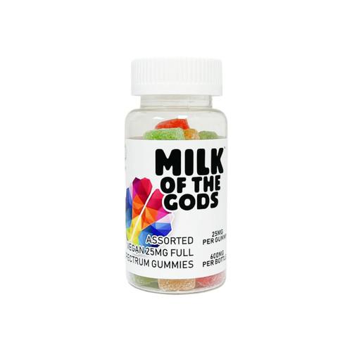 Full Spectrum Vegan CBD Gummies - 750mg