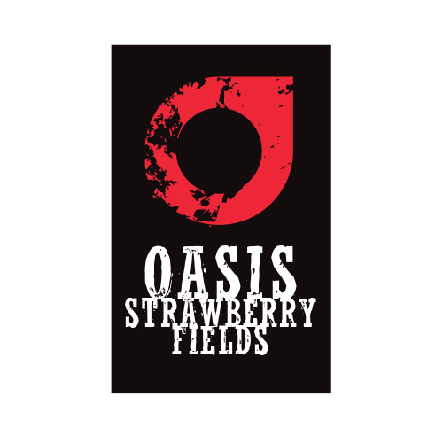 Oasis - Strawberry Fields