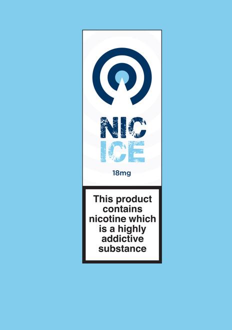 Alfa Labs - Nic Ice Shot 18mg