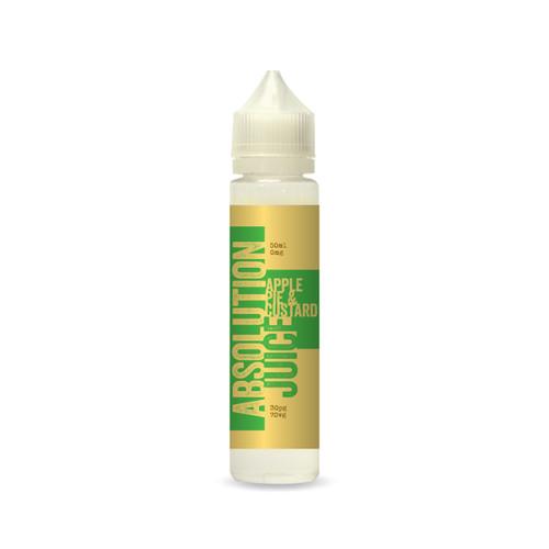 Absolution Juice  -  Apple pie and Custard 50ml 0mg
