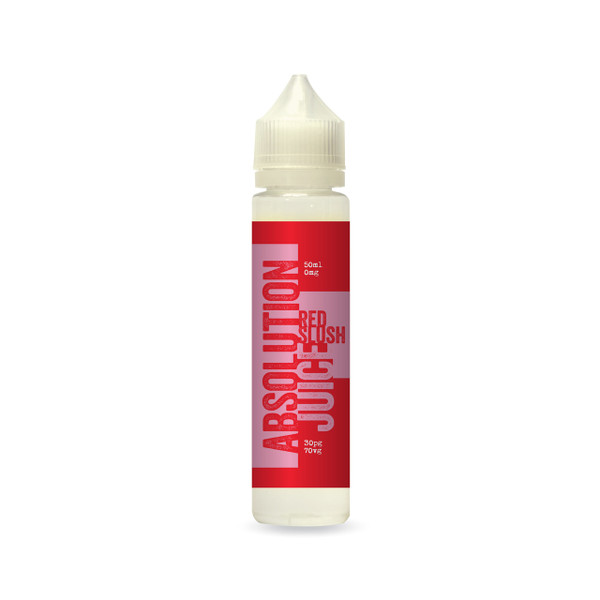 Absolution Juice  - Red Slush 50ml 0mg