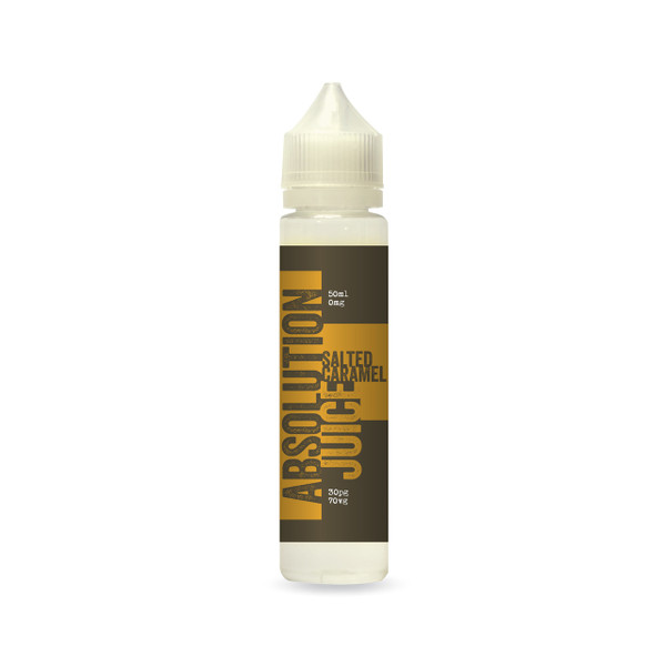 Absolution Juice  - Salted Caramel 50ml 0mg